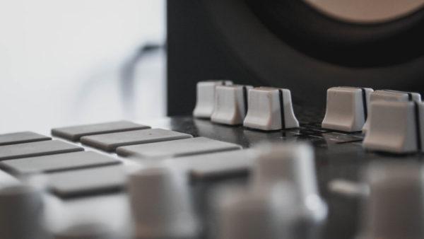 Audioproductie bij de Booij Productions