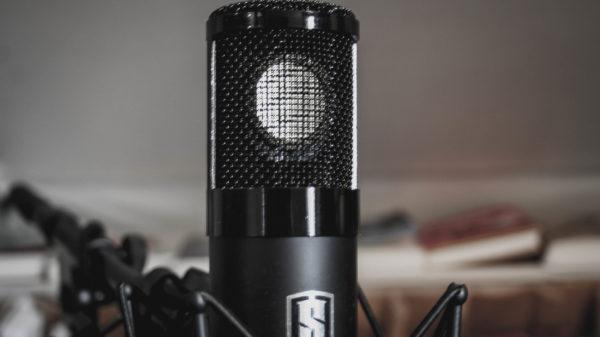 Podcast productie bij de Booij Productions